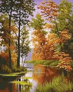Спокойна есен